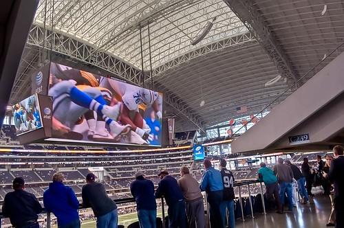 Cowboys Stadium Arlington, Texas