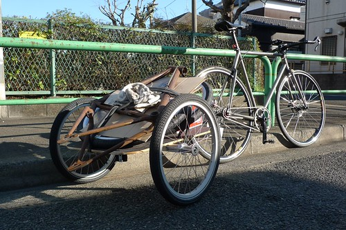 My Bike Trailer and TETZ-ONE