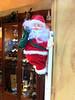 Santa Scales Wall