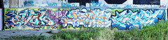 Ewok, Jick and Mast (AngieBphoto) Tags: newyorkcity newyork brooklyn juice ewok williamsburg dart trap backfat hert jick rk9