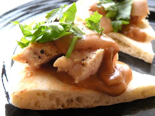 MF Thai Chicken Flatbread