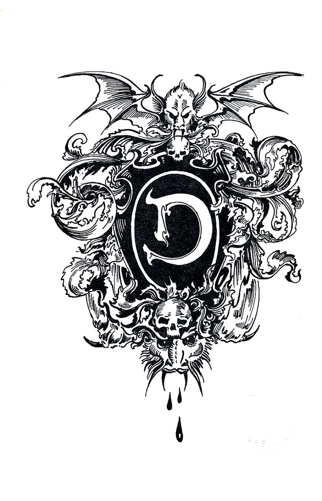 Philippe Druillet - Bram Stoker's Dracula, 1968 - 2