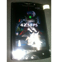 android gingerbread sony ericsson xperia x10 mini succesor-2 (zonaponsel.com) Tags: gingerbread android benchmark quadrant penerus succesor xperiax10mini snapdragon1ghz adreno250 neocore