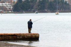 Fisherman (RobW_) Tags: wednesday fisherman december greece 2010 kamena vourla ftiotida dec2010 29dec2010