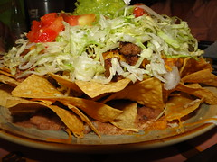 Steak Nachos (Harvey-Harv) Tags: food sony mexicanfood nachos steaknachos sonyglens dschx1 sonydschx1