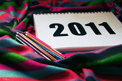[8\52]~ Welcome 2011! (mAy 369) Tags: new colors happy year front tagged explore page wishes may369