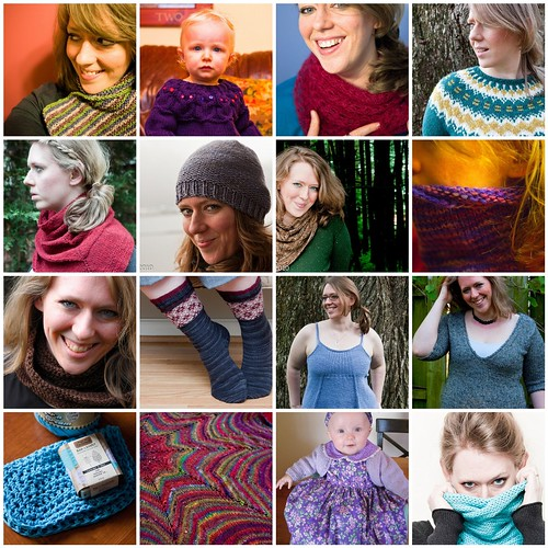 2010 Knits... I was selfish this year.