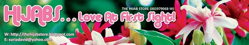 TheHijabStore Banner