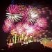 Edinburgh Hogmanay Fireworks 2011 - FP