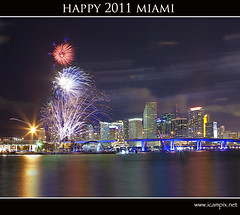 Happy New Year 2011 (iCamPix.Net) Tags: miami celebrations happynewyear newyearparty newyearcelebration 2011 dedicatedphoto abigfave anawesomeshot colorphotoaward newyearfireworks floridafireworks miamifireworks xmaxprocessing year2011 xmax8217c downtownmiamifireworks mostbeautifulfireworks 2011miamifireworks