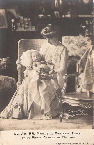 King Albert I (1875-1934) and Queen Elisabeth (1876-1965) 5315809743_5452d2facf