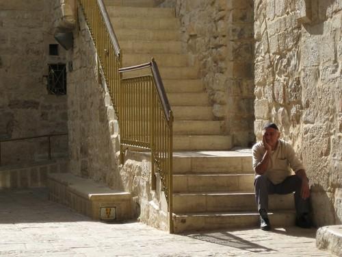 Jerusalem Man