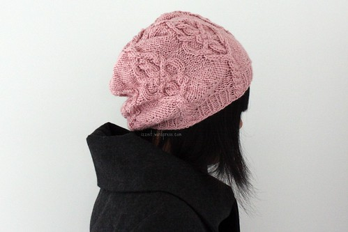 Skeleton Key Slouchie Tam