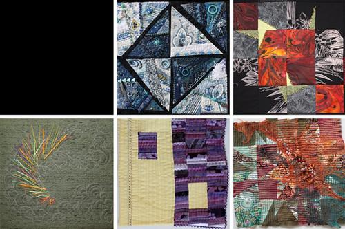 Twelve by Twelve mini mosaic