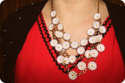 Daisy Necklace of my Dreams