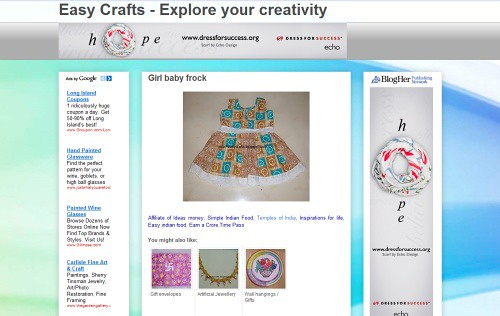 Easycrafts - Explore your creativity