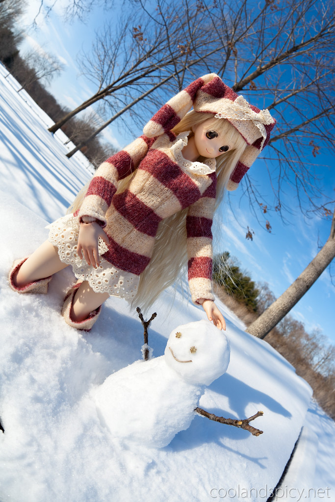 yui's snow day-3