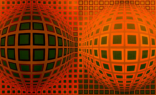 "Victor Vasarely • <a style=""font-size:0.8em;"" href=""http://www.flickr.com/photos/30735181@N00/5323526771/"" target=""_blank"">View on Flickr</a>"