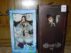 My j-doll and hestia from tuesday morning (sailorb1959) Tags: dolls barbie heads liv pullip fashionista manequins styling hestia junplaning scenen jdoll hesttia