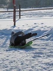 Hellenthal - Wintertag in Udenbreth (stephan200659) Tags: schnee winter snow hiver eifel neige wintertag sledge schlitten hellenthal udenbreth 05012011 schlittenhang