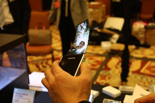 Samsung Mobile Display CES-2011 von erich_strasser bei Flickr