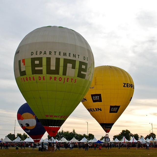 Royal Kedah International Hot Air Balloon 2010