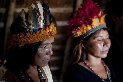Indigenous Peoples of the World › the Guarani › Intercontinental Cry