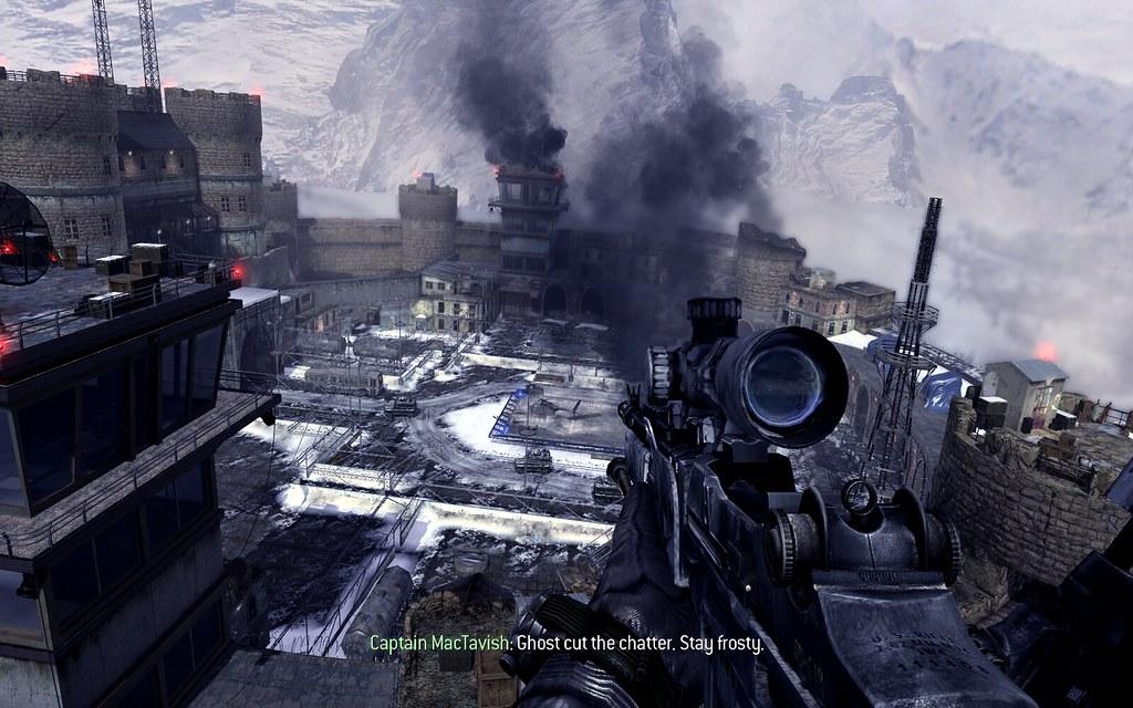 Graphics wise: Modern Warfare 2 >