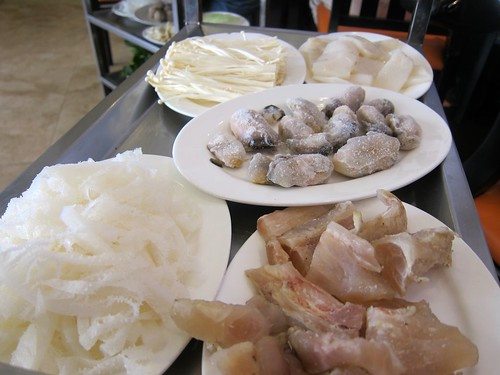 Hot Pot Dishes