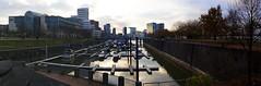 WDR und Medienhafen Düsseldorf (- Carsten -) Tags: