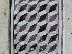 Azulejos (Melrappix) Tags: faence al lisboa lisbon bleu lissabon lisbonne cramique carrelage carreau zulaydj