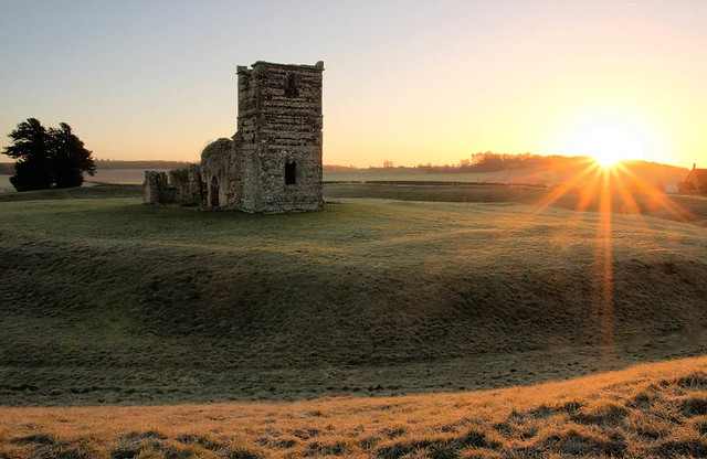 Knowlton sunrise