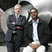 Dr Donal Brosnahan and Dr Alemayehu Sisay