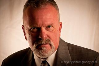 Studio Shots: Dave S. by reyreysphotography