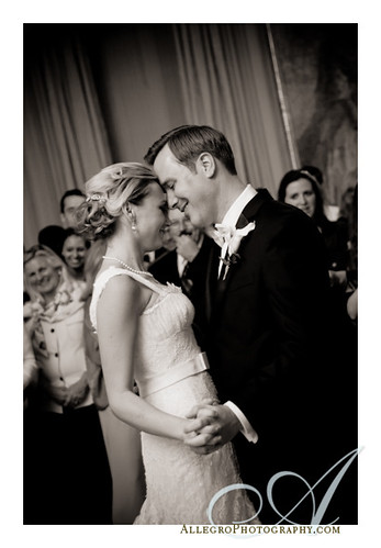 crane-estate-castle-hill-wedding-real-mm- bride and groom first dance in the ballroom of the great house- ipswich massachusetts