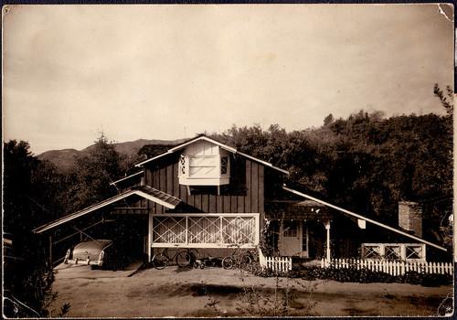 La Canada house