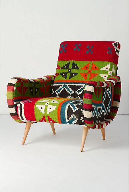 Anthro Berr Armchair 3