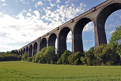 647 (benbobjr) Tags: uk england unitedkingdom yorkshire viaduct valley disused southyorkshire dearne conisbrough beechings conisbroughviaduct beechingsaxe dearnevalleyrailway