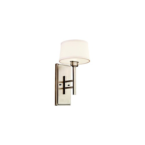 lighting, kichler quinn sconce, antique pewter, $100 lighting universe