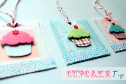 *Cupcake Tags*