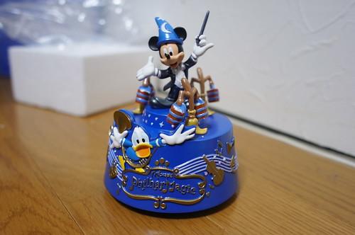 ミッキーマウス・マーチのオルゴール