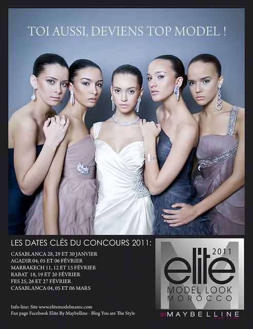 ELITE MODEL LOOK MAROC 2011 | Flickr - Photo Sharing!