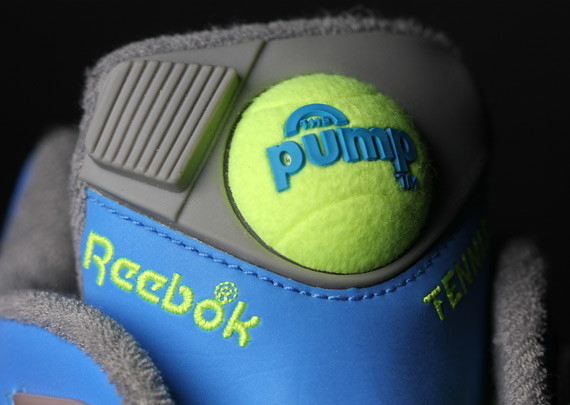 """Reebok Pump Court Victory """"Grand Slam"""" Collection"""