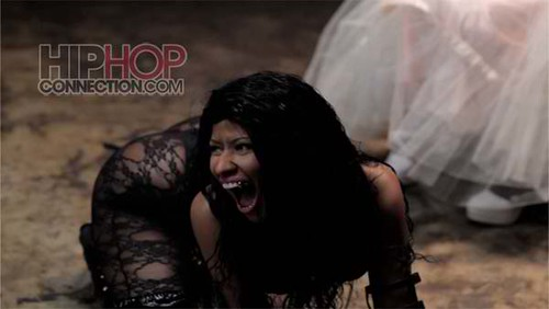 Nicki Minaj in Monster