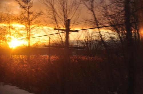 Hudson River Sunset 3