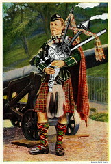 Steam Bagpipes (Kollage Kid) Tags: collage scotland steam bagpipes steampunk
