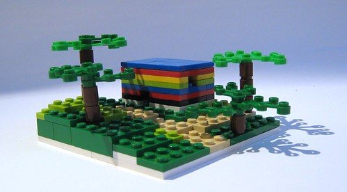 James May's Lego House (microscale)