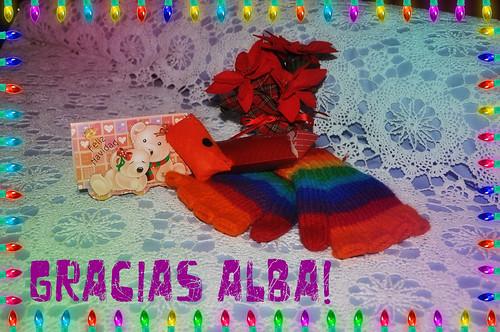 Regalito Swap Alba