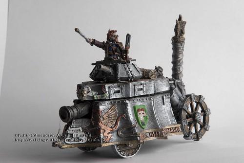 Steam Tank: Full Soft Box