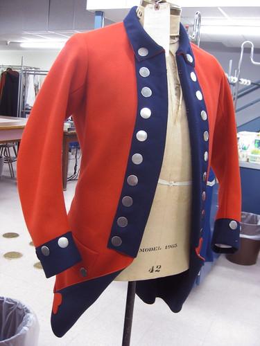 Fife and Drum Coat